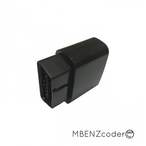 For 2015-2018 Mercedes Benz Apple and Android Auto PlugPlay OBD Activator Tool