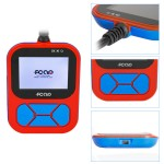 Exclusive Sale Fcar F502 Heavy Duty Handheld Code Reader for J1939 and J1708 Truck Scanner