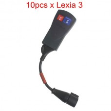 10pcs Buy Lexia-3 V48 PP2000 V25 XS Evolution with Diagbox V7.8.3 Software