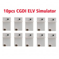 10pcs CGDI ELV Simulator Renew ESL for Benz 204 207 212 Free Shipping by DHL