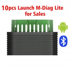 10pcs/lot Original Launch M-Diag Lite EZdiag for IOS Android