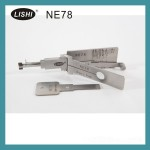 Buy LISHI NE78 2-in-1 Auto Pick and Decoder For Peugeot