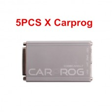 5pcs Carprog Full V10.93 Carprog Full Newest Version
