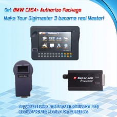Buy CAS4+ Authorize Package Works with Digimaster 3/CKM100