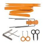 Car Panel Stereo Removal Tools 12pcs/set