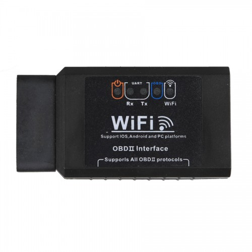 ELM327 WIFI OBD2 EOBD Scan Tool Support Android and iPhone/iPad