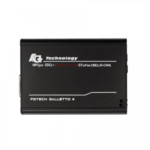 FGTech Galletto 4 Fgtech V54 Master BDM OBD Function
