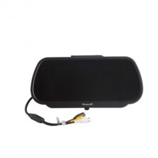 HD Rearview Monitor With Bluetooth Handsfree