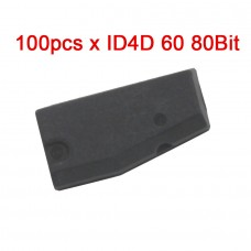ID4D(60) Transponder Chip (80Bit) Blank 100 pcs/lot