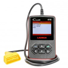 Launch CReader 419 OBDII/EOBD Auto Diagnostic Scan Tool