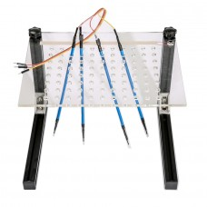 LED BDM Frame with 4 Probes Mesh for Kess Dimsport K-TAG