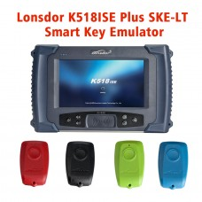 Lonsdor K518ISE Key Programmer Plus SKE-LT Smart Key Emulator 4 in 1 Set