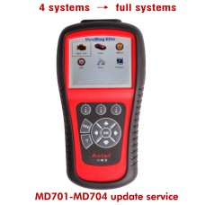 MD701/MD702/MD703/MD704 Update Service for 4 Systems to Full Systems
