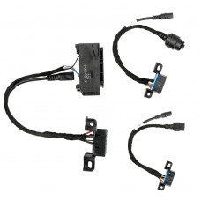 Mercedes Benz Cables Used for Flashing ECU &Transmission &Gear Shift Control Module for VVDI MB BGA