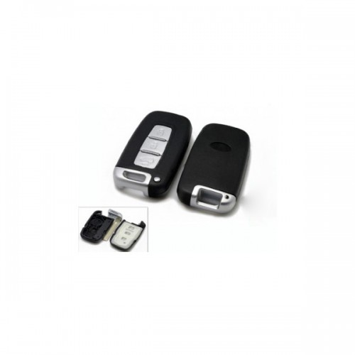 New Smart Remote Key Shell 3 Button For Kia