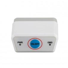 New Super Mini ELM327 Bluetooth OBD-II OBD Can with Power Switch