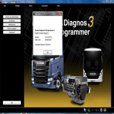 Newest Scania VCI 2 SDP3 V2.31.1 Software for Trucks/Buses