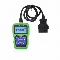 OBDSTAR F108+ PSA Pin Code Reading and Key Programming Tool Support CAN and K-Line