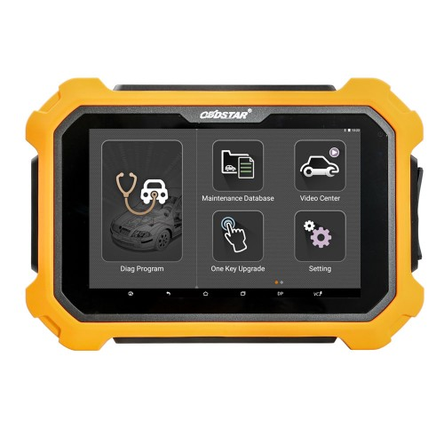 OBDSTAR X300 DP Plus X300 PAD2 A Package Basic Version Immobilizer+Special Function