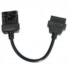 Opel 10Pin to OBD OBD2 16PIN for Sales