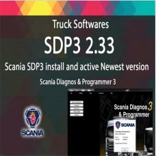 SDP3 2.33 Diagnos & Programmer + Activation Without Dongle