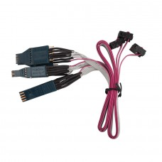 Set of NO. 42 Cable EEPROM DIP-8CON for Jan Version Tacho Pro