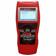 V-Scan VAG+CAN OBDII V802 with Colorful LCD Display
