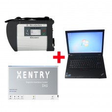 V2018.9 MB SD Connect C4 Plus Lenovo T410 Ready to Use
