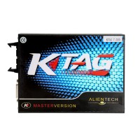 V2.23 KTAG ECU Programming Tool Firmware V7.020 Master Version with Unlimited Token