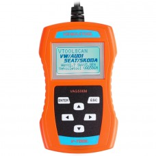 VAG506M  Code Reader Support VAG TP-CAN and New UDS Protocol
