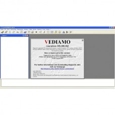 Vediamo V05.00.05 Development and Engineering Software for MB SD C4 Suitable for All Serial Numbers