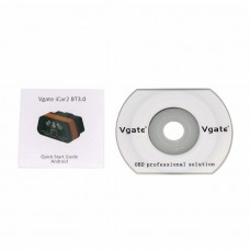 Vgate iCar 2 ELM327 OBD2 Code Reader iCar2 For Android/ PC