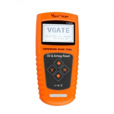 VS900 VGATE Oil Service and Airbag Reset Tool
