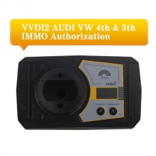 VVDI2 AUDI 4th & 5th IMMO Functions Authorization Service